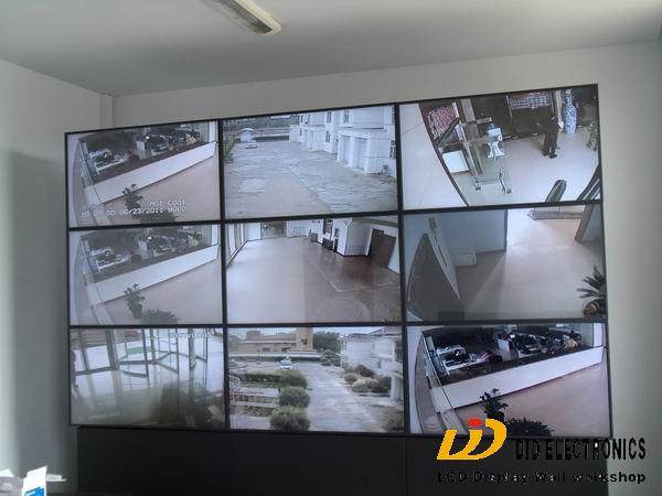 帝艾帝3×3液晶拼接屏走进二连浩特市国土资源局